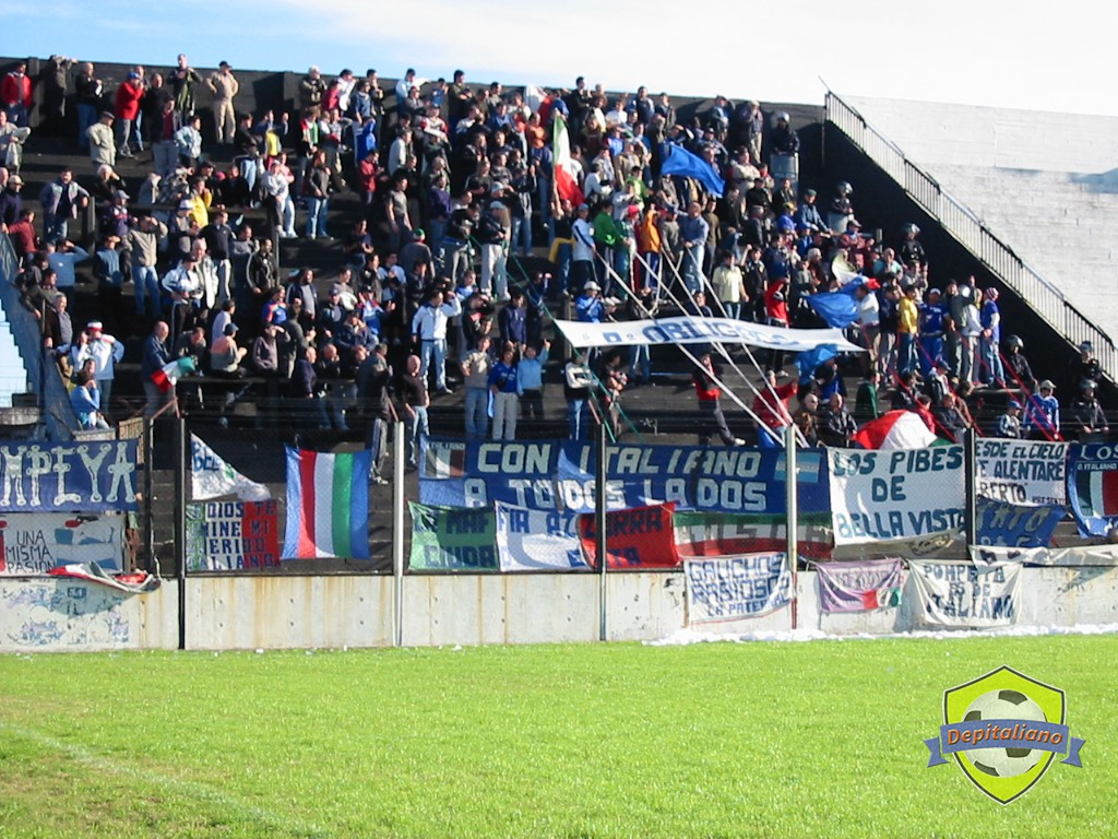 6-8-05 Sp.Italiano 0-All Boys 1 Tifosi